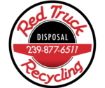 Red Truck Recycling logo