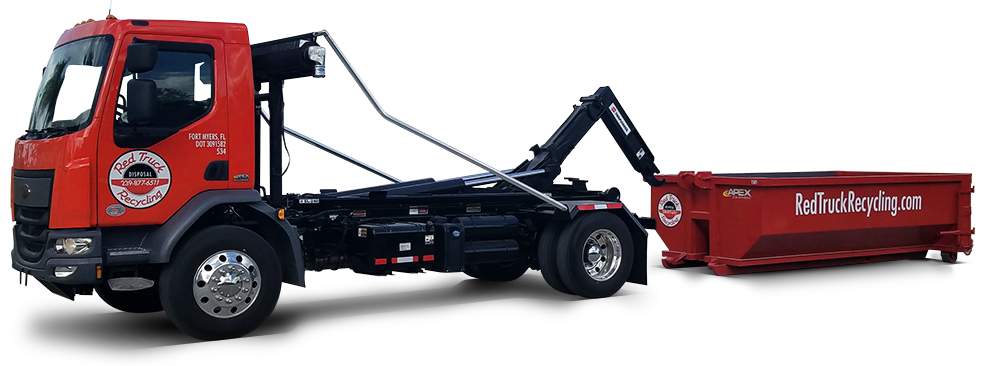 redtruckrecycling - dumpster rental Fort Myers
